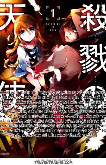 Manga Satsuriku no tenshi