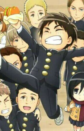 My Reaction To Aot Ships by Renee_Heart_Anime