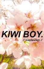 kiwi boy // Harry Styles a.u by vonlevien