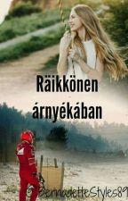 Räikkönen árnyékában  by BernadetteStyles89
