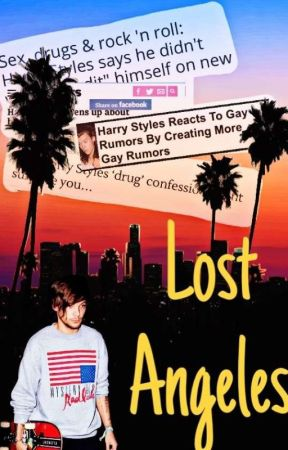 Lost Angeles (Larry Stylinson) by Kathamisu