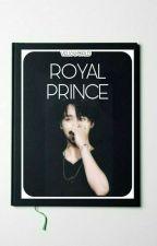 Royal Prince | p.j.m | by velisworld