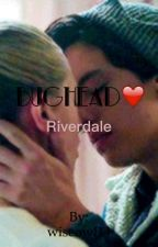 Betty + Jughead = Bughead. Riverdale love ❤️  by wiseowl14