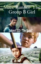 Maze Runner-The Group B girl {Completa} by Grace_C_argent