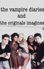 The Vampire Diaries/The Originals Imagines and Preferences  by faithlol444