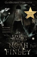 O livro de magias de Noah Finley by GuilhermeHMiranda