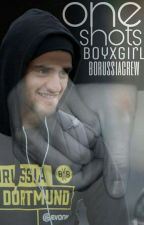 Fußball OneShot Sammlung.⚽ (BoyxGirl) by borussiacrew
