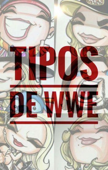 Tipos de WWE