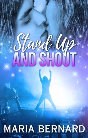Stand Up and Shout by MariaBernardAuthor