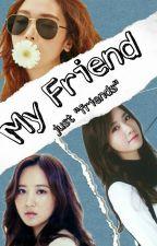 My Friend by IceLady_T