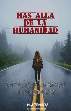 Más Allá De La Humanidad. by DaianaMJDiaz