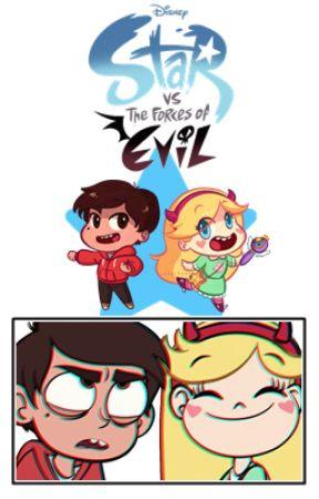 Star contra las fuerzas del mal by Moe-zombie