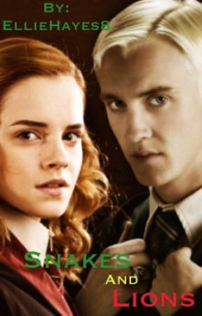 Snakes and Lions [DRAMIONE FANFICTION] by xxEllKxx