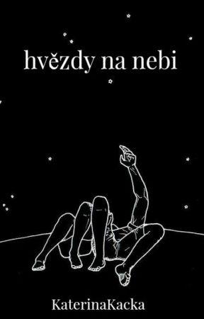 Hvězdy na nebi by KaterinaKacka