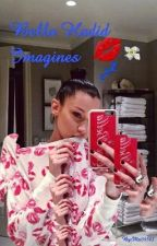 Bella Hadid Imagines by Mei34562