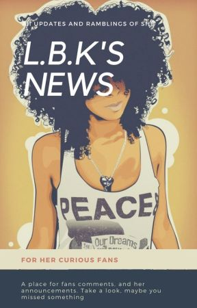L.B.K'S NEWS by LBKeen