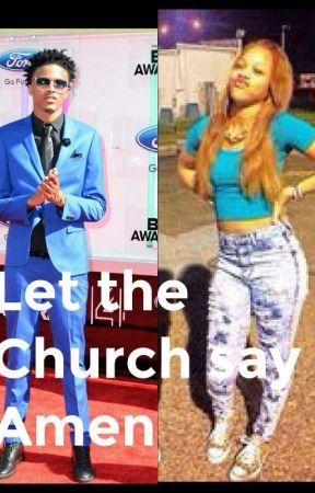 Let the Church say Amen by juanesebaker1