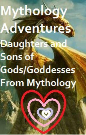 Mythology Adventures- Greek, Egyptian, and Norse Gods by ELLAANDSADIETODD