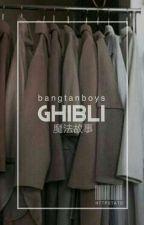 GHIBLI ► bts af. by HTTPOTATO