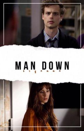 Man Down ➼ Spencer Reid by void-bryanna