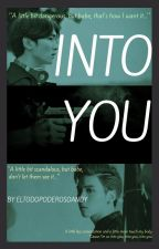 Into You │JongKey by thealmightykuro