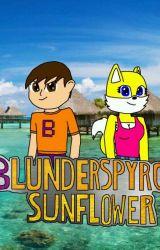 Blunderspyro and Sunflower by Blunderspyro
