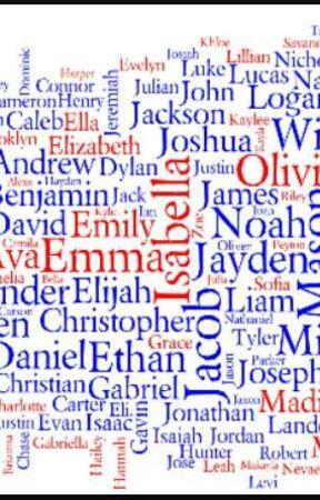 cute names by dess-writes
