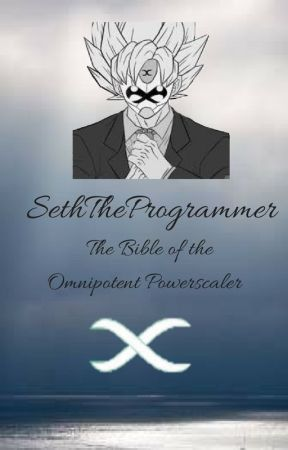 SethTheProgrammer - The Bible by lordsixth