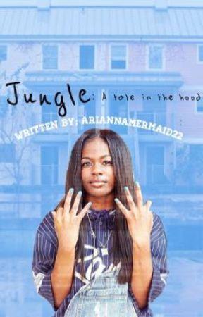 Jungle by AriannaMermaid22