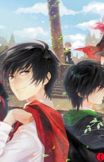 Hình ảnh về Harry Potter anime