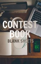 Blank Sheets : Contest [Entries Closed] by Blank_Sheets