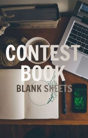 Blank Sheets : Contest [Closed] by Blank_Sheets