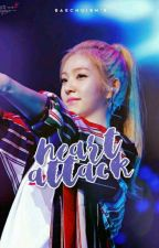 Heart attack • seulrene by Bearchuism
