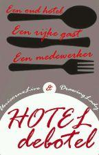 Hoteldebotel {BxB} by UnicornxLive