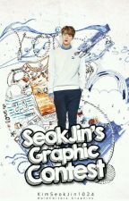 SeokJin's Graphic Contest by KimSeokJin1024