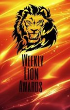 Weekly Lion Awards | ON HOLD by Lion-Awards