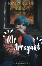 Mr Arrogant    myg by heolichim