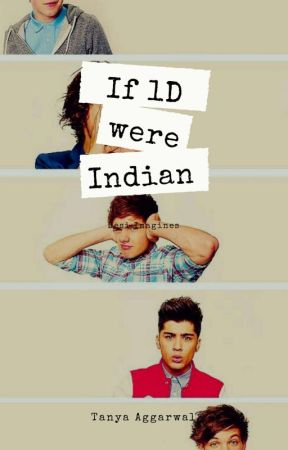 If 1D were Indian  by Tanya_agarwall