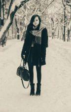Девушка в чёрном by I_and_books