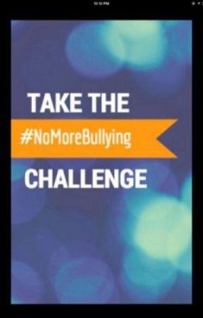 #NoMoreBullying Challenge by FreelyJu
