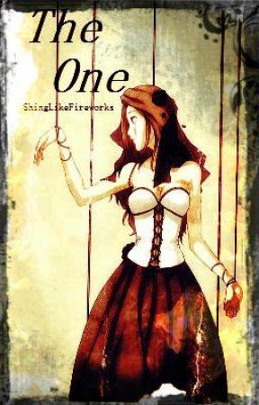 The One by ShiningLikeFireworks