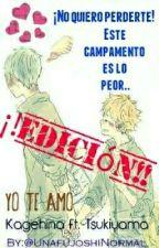 Yo te amo - Kagehina ft.Tsukiyama//Edición// by EimyAntonio