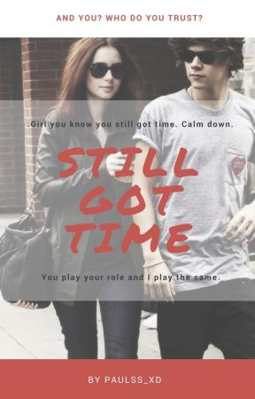 Still Got Time →Harry Styles by paulss_xd