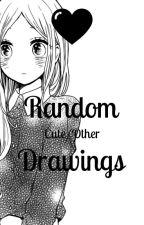 Random Drawings ;3! by lolia_arar