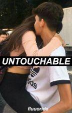 Untouchable [Kristian Kostov] by fluuoride