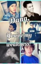 Happiness Is When Im With You❤ (A Dana Vaughns Fanfic) by dependonjack