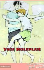 Yaoi RolePlay. by SupremeYolo