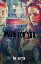 Made for you - Fremione  by xalyza