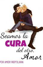 Seamos la Cura del otro, Amor. by Amer1Reptiliana