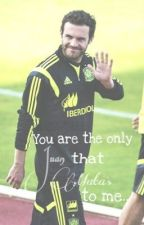 You're the only Juan that Mata's to me. by ohtheboysinroyalblue